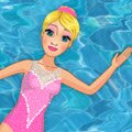 Princess Synchronized Swimming Games : Synchronised swimming is a relatively new discipli ...