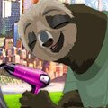 Zootopia Hair Salon Games : Get ready to have some fun in the city of Zootopia, girls! S ...