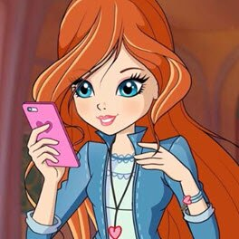 StarSue.Net Winx Club Games